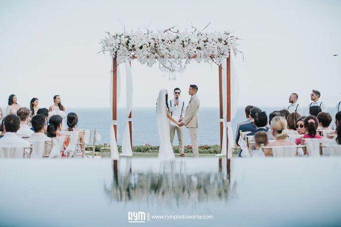 Josy & Titania Wedding Day by RYM.Photography - 024
