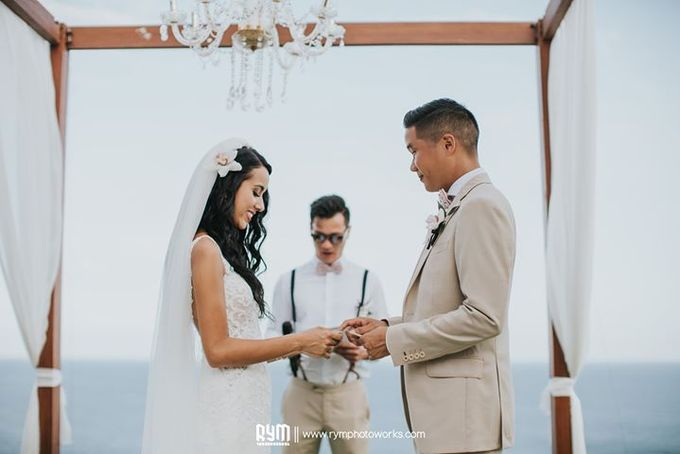 Josy & Titania Wedding Day by RYM.Photography - 025