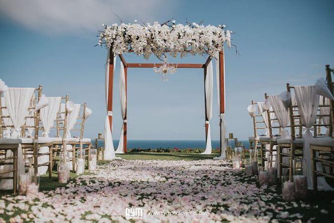 Josy & Titania Wedding Day by RYM.Photography - 019