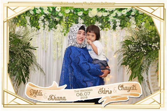 Aldi & Diana - Idris & chayati Wedding party by The Caramel's Corner - 032
