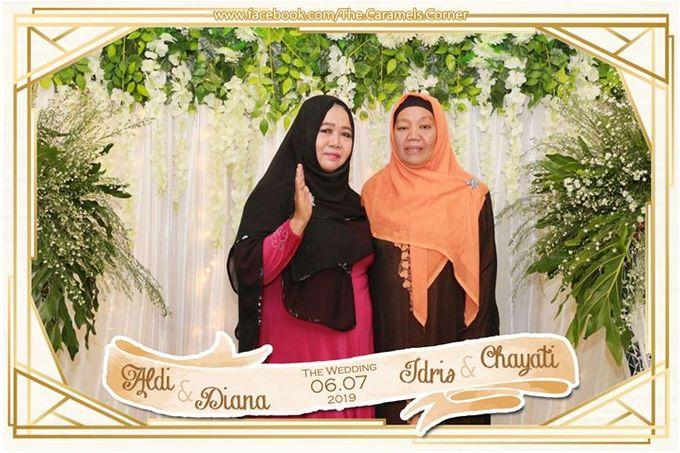Aldi & Diana - Idris & chayati Wedding party by The Caramel's Corner - 011