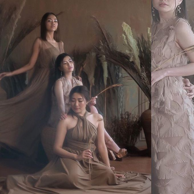 First Collection  by Gouter Official Bridesmaid - 001