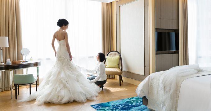 Raffles Romance Wedding by Raffles Jakarta - 001