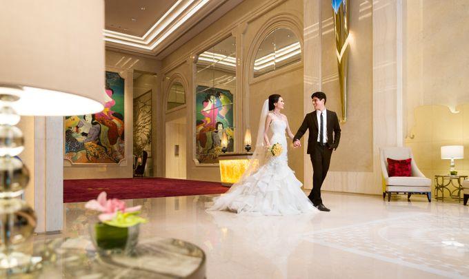 Raffles Romance Wedding by Raffles Jakarta - 004