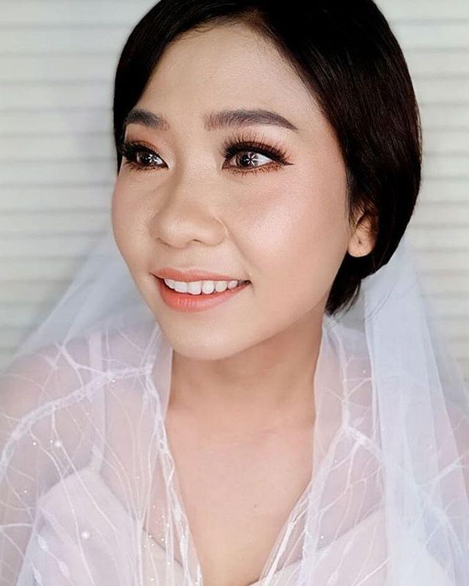Bride Makeup by Desy Lestari Makeup - 008