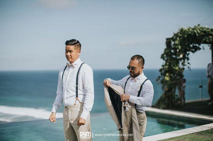 Josy & Titania Wedding Day by RYM.Photography - 044