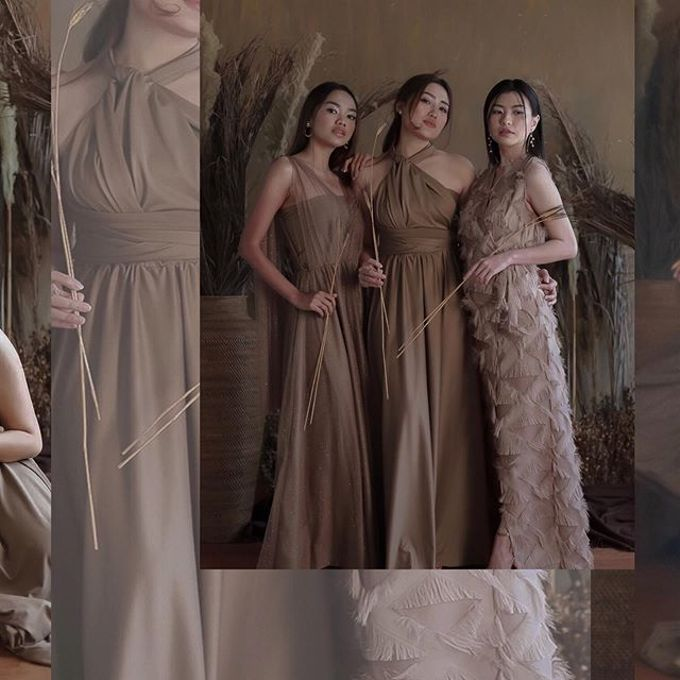 First Collection  by Gouter Official Bridesmaid - 002