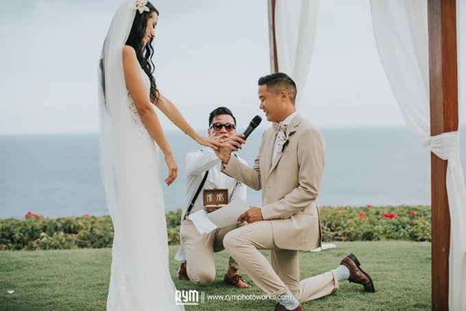 Josy & Titania Wedding Day by RYM.Photography - 046