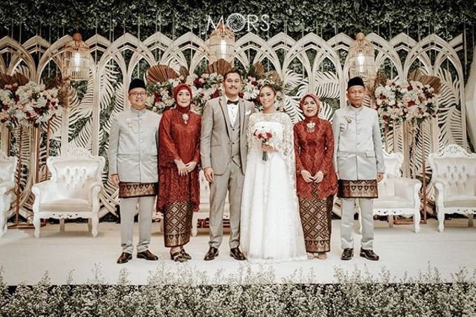 The Wedding of Aisya & Ivan by MORS Wedding - 001