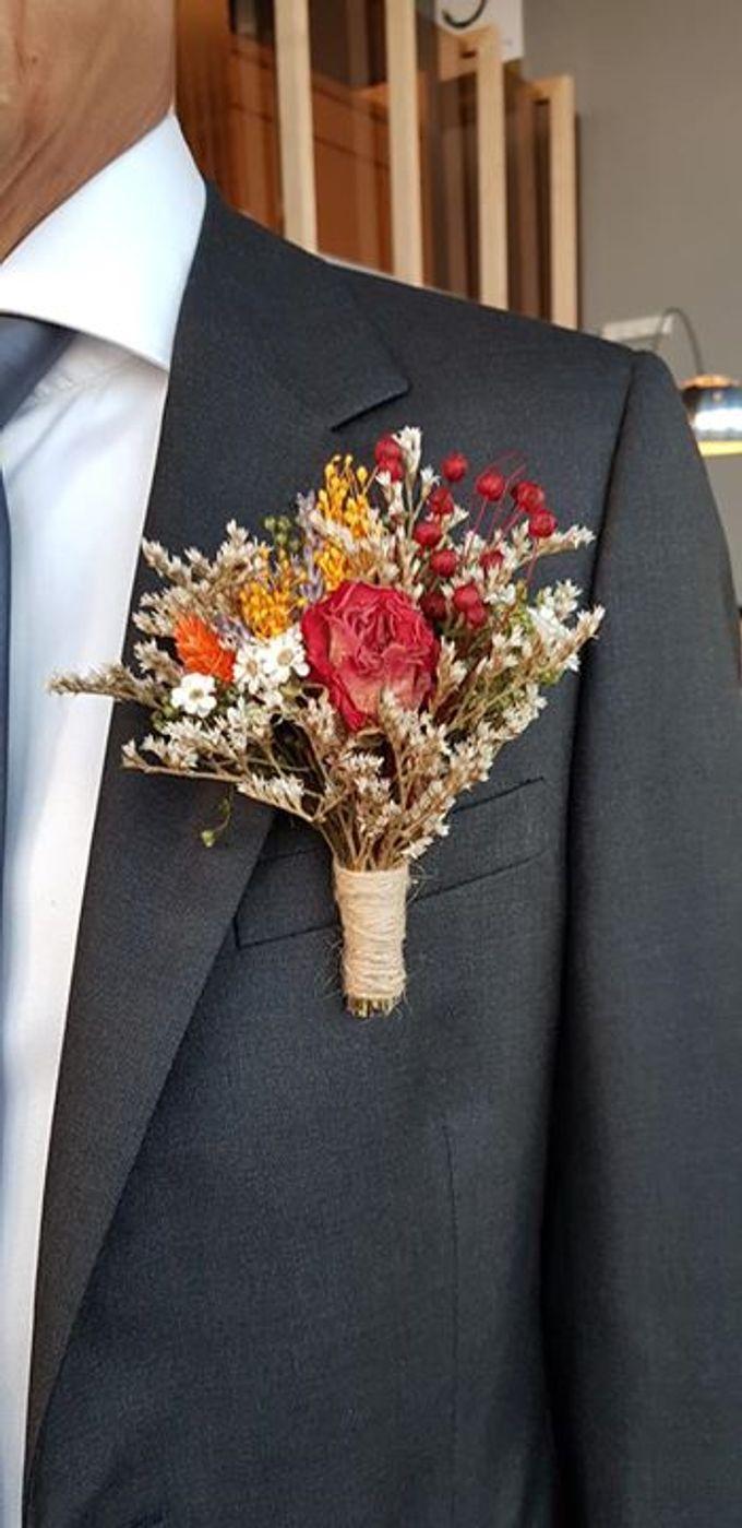 Wedding Of David & Eliz @ Swissotel by Dorcas Floral - 001
