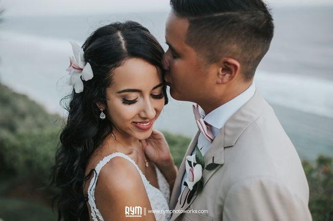 Josy & Titania Wedding Day by RYM.Photography - 027