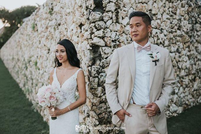 Josy & Titania Wedding Day by RYM.Photography - 047
