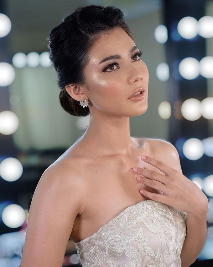 Wedding Makeup by EstherKwanmua - 005