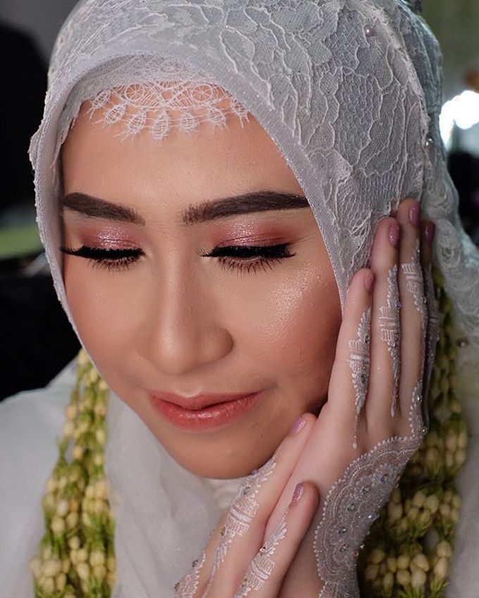 Wedding project by Zilla_dr make up - 024
