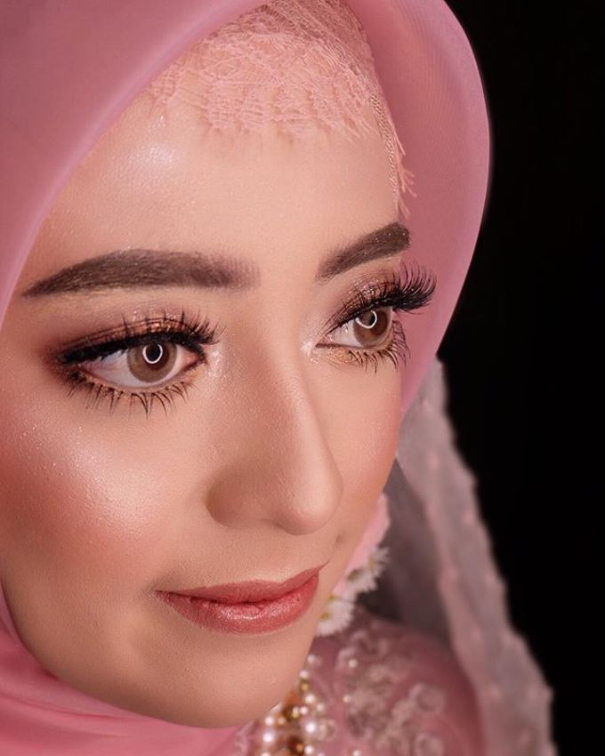 Wedding project by Zilla_dr make up - 014