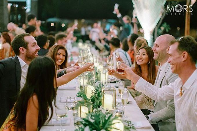 The Wedding of Nicholai & Patty by MORS Wedding - 007