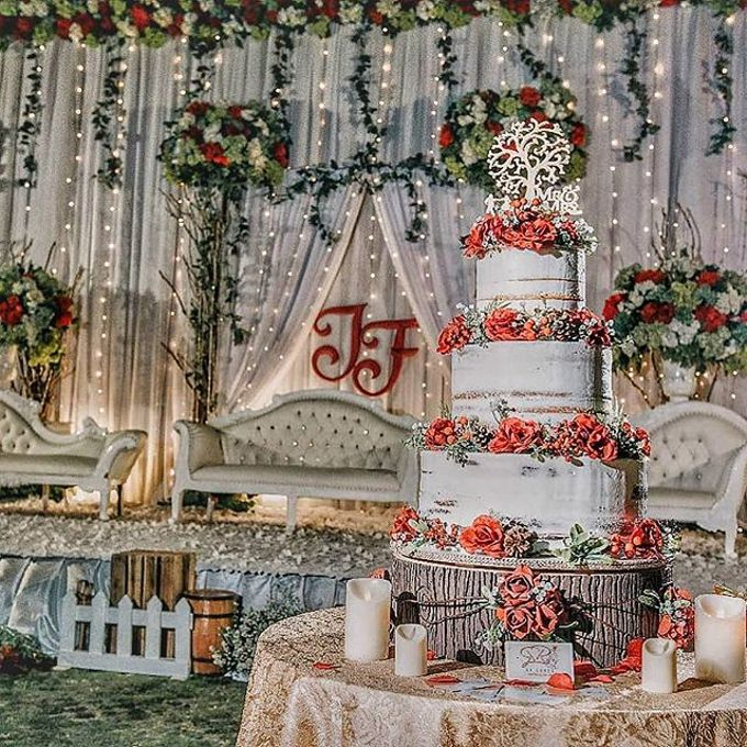 Real Wedding 2019 by RR CAKES - 010