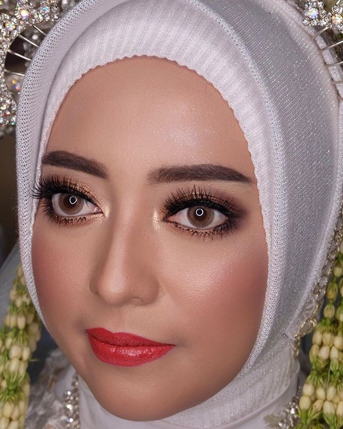 Wedding project by Zilla_dr make up - 016