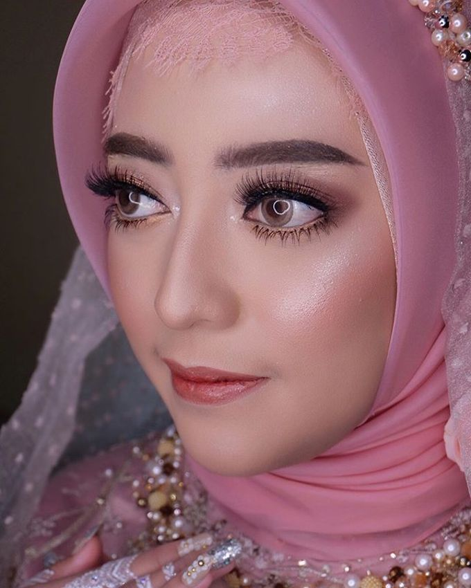 Wedding project by Zilla_dr make up - 012