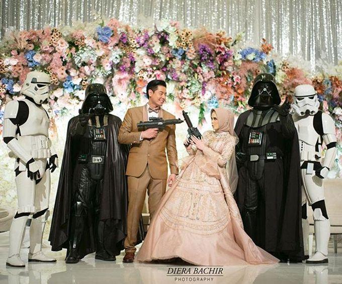 Chika Roger Wedding Day by Chandira Wedding Organizer - 006