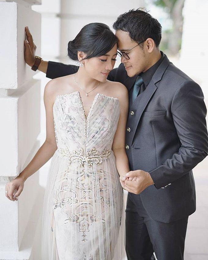Sindu & Yunita by METTA FEBRIYAN bridal & couture - 004