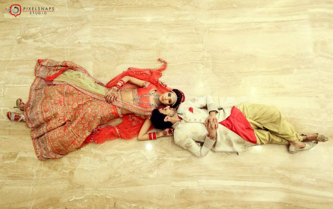 Pre wedding by Pixel Snaps Studio - 020