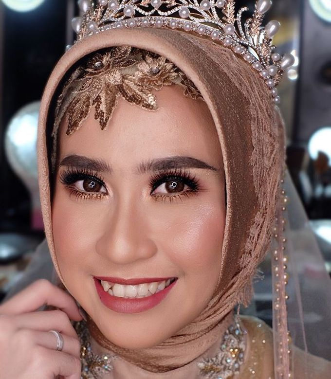 Wedding project by Zilla_dr make up - 019