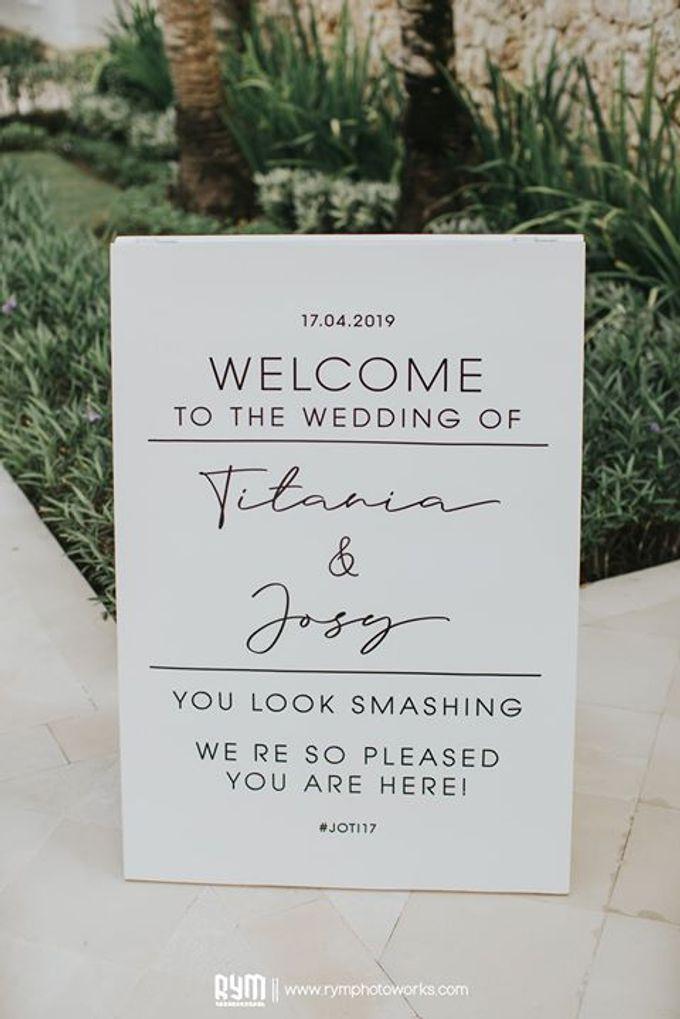 Josy & Titania Wedding Day by RYM.Photography - 018