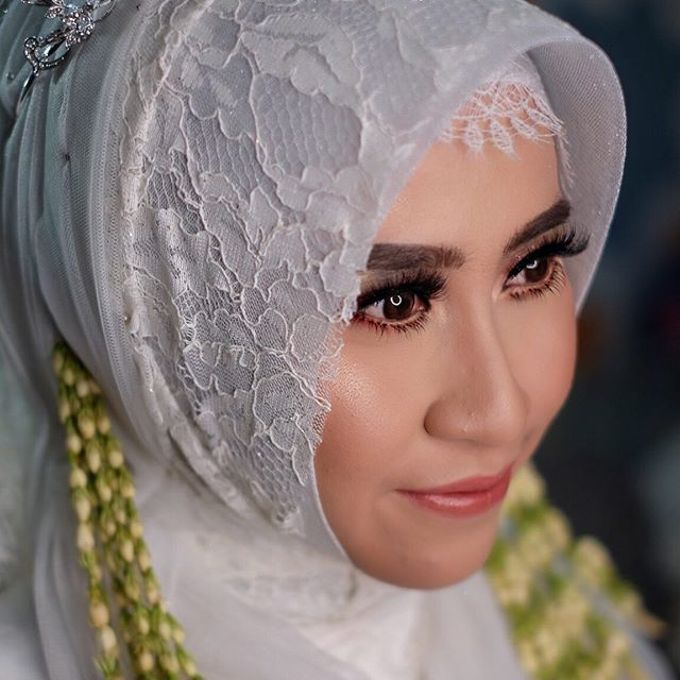 Wedding project by Zilla_dr make up - 027