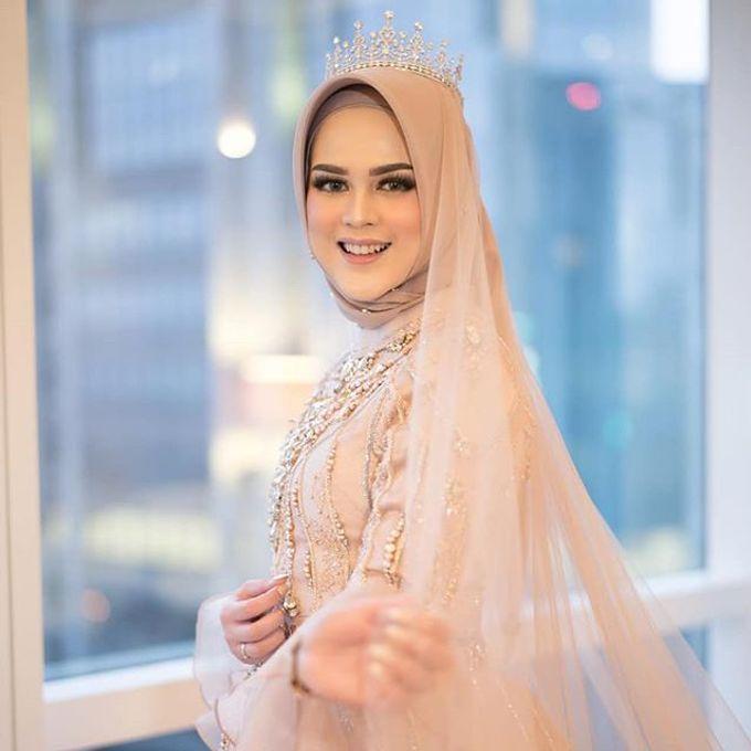 Chika Roger Wedding Day by Chandira Wedding Organizer - 005