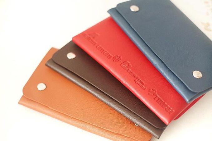 Handphone & Card Wallet by Le'kado - 019