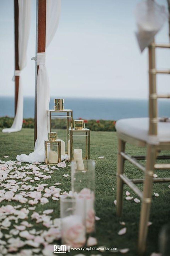 Josy & Titania Wedding Day by RYM.Photography - 020