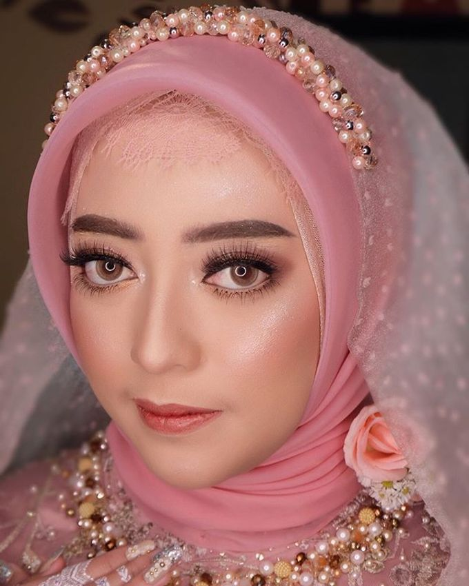 Wedding project by Zilla_dr make up - 015