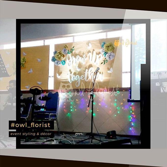 OWL FLORIST - event styling & decor - LIGHTING - DEKORASI - EO by Owl Florist - 001