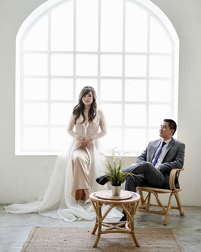 William & Melissa by METTA FEBRIYAN bridal & couture - 001