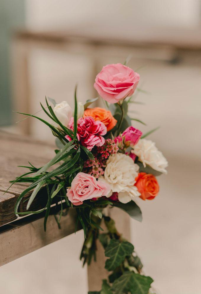 Venue Floral Decor by The Bloomish Eden - 009