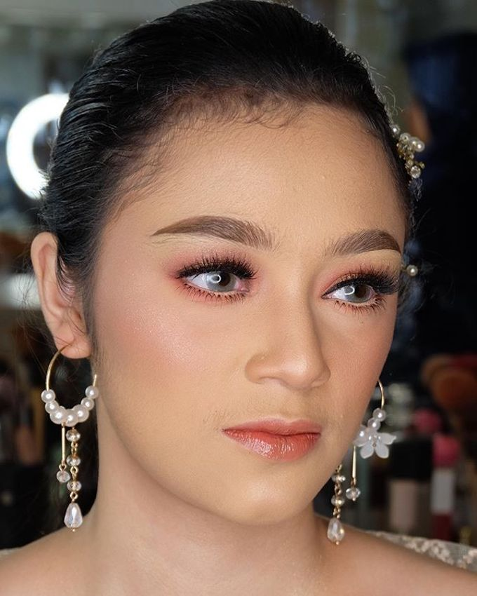 Wedding project by Zilla_dr make up - 029