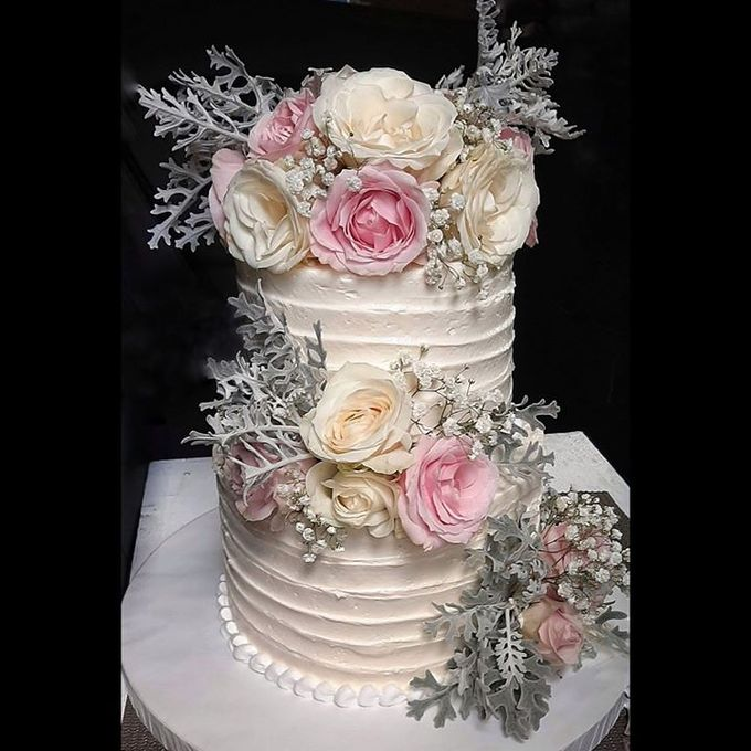 The Wedding Cake Of Nicko & Tsvety by Moia Cake - 001