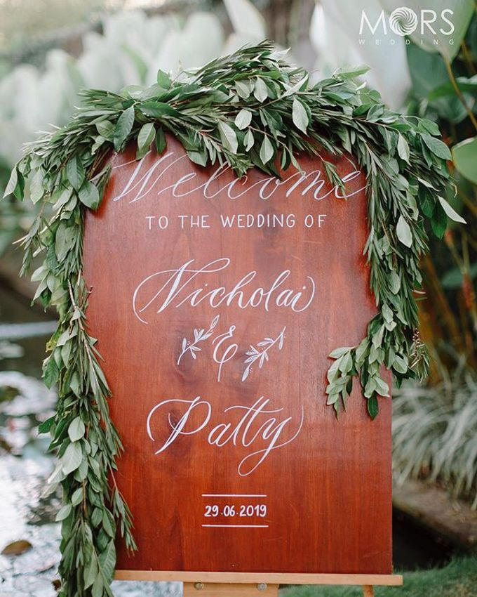 The Wedding of Nicholai & Patty by Alami Boutique Villas & Resort - 012