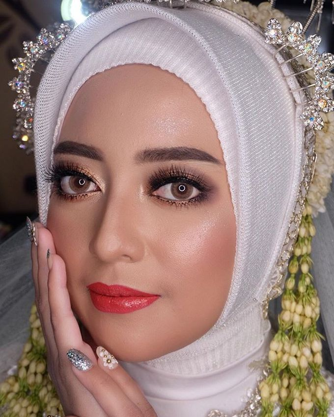 Wedding project by Zilla_dr make up - 017