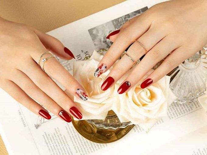 Nail Art Print by Stylemate Indonesia - 006