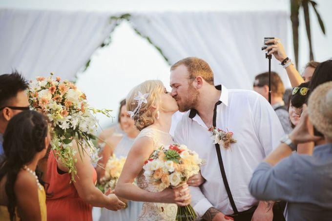 Tori & Sam | Bali Wedding by AT Photography Bali - 009