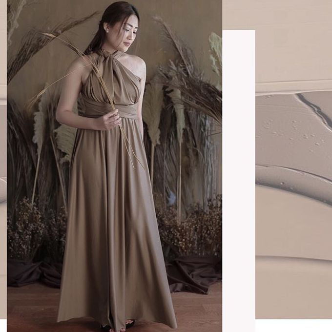 First Collection  by Gouter Official Bridesmaid - 004