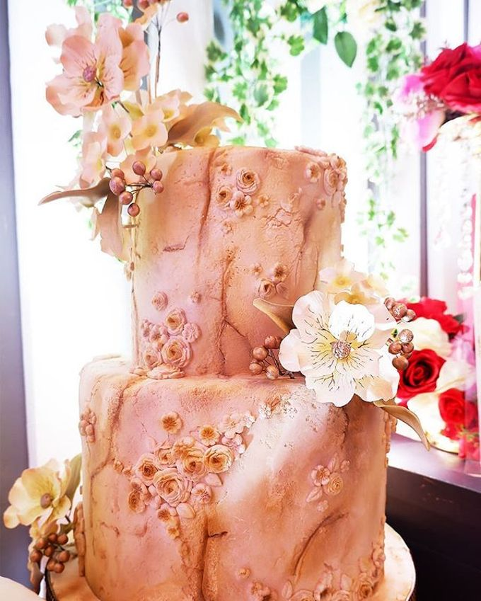 Real Wedding 2019 by RR CAKES - 014