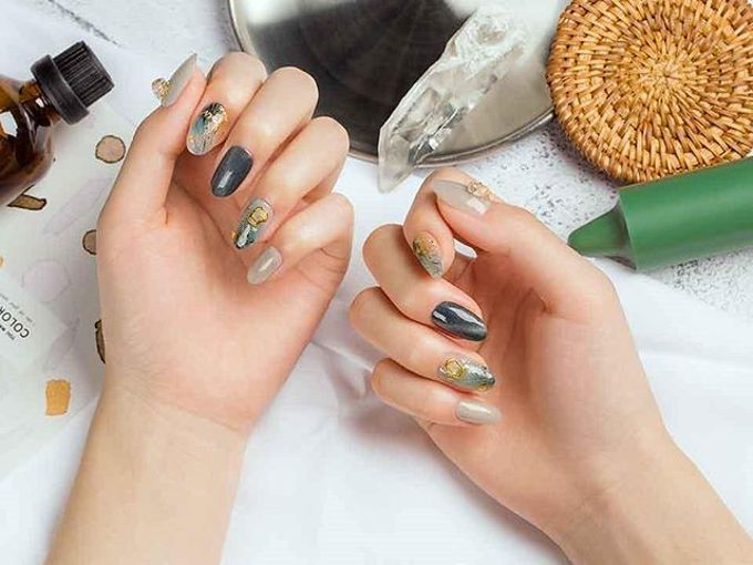 Nail Art Print by Stylemate Indonesia - 010