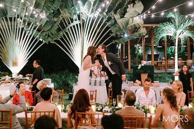 The Wedding of Nicholai & Patty by MORS Wedding - 003