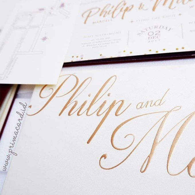 Wedding of Philip & Maureen by Prima Card - 003