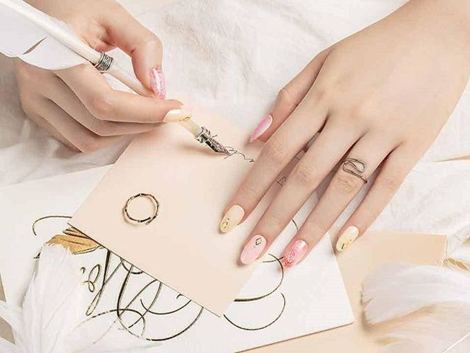 Nail Art Print by Stylemate Indonesia - 007