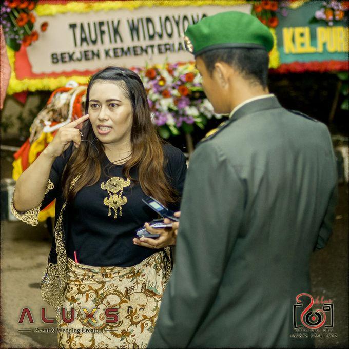 Adat Jawa & Prosesi Pedang Pora by Alux's Event & Wedding Creator - 011