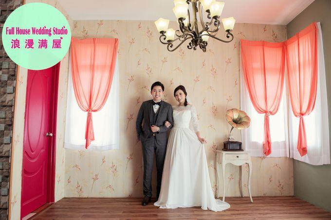 Pre-Wedding  Vincent & Samantha by Full House Wedding Studio - 016